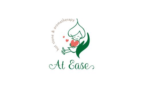 ロゴデザイン(At Easeさま)